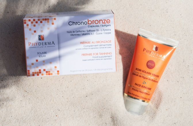 Le pack solaire phyderma in&out à 29,90€