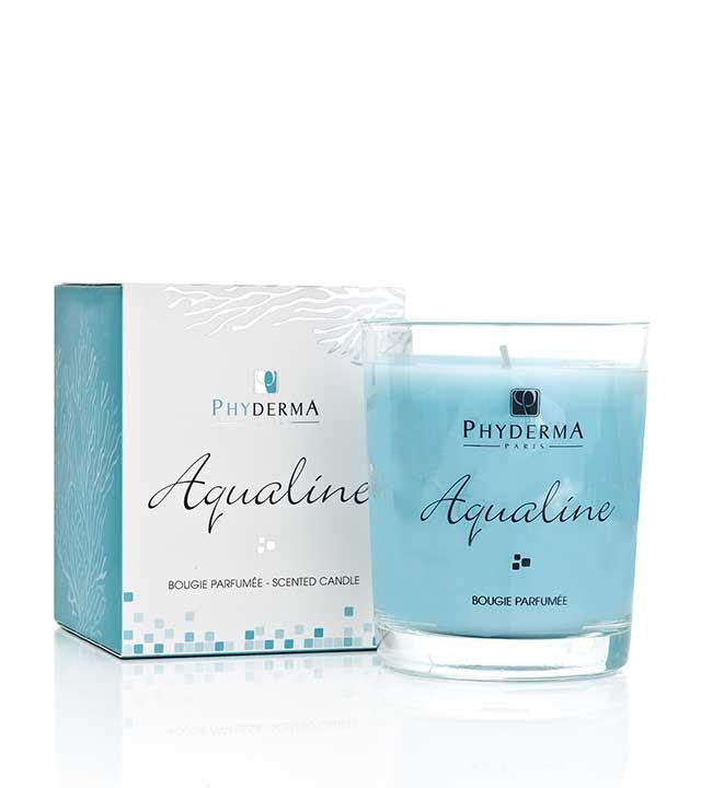 Bougie parfumée Aqualine