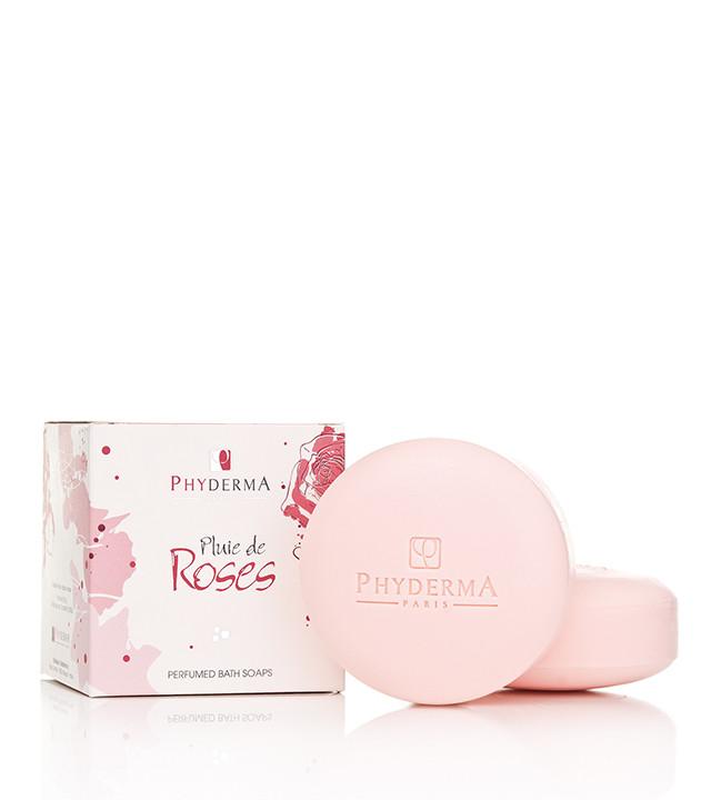 Pluie de roses - Savons parfumés