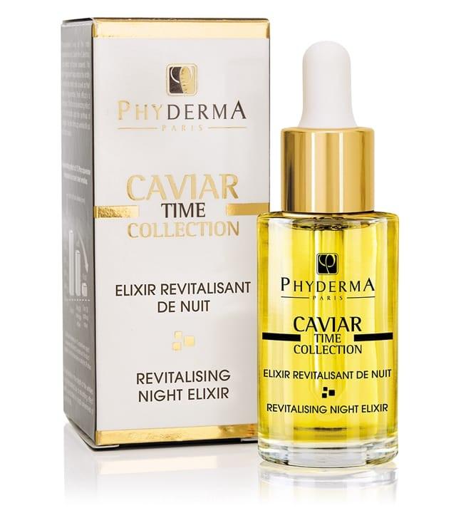Elixir Revitalisant Nuit CAVIAR