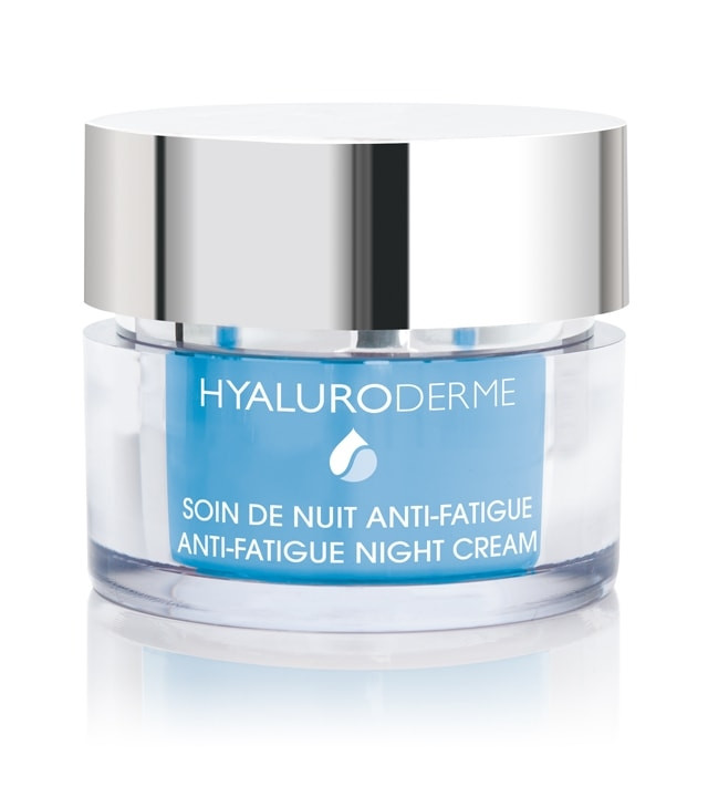 Soin de nuit anti-fatigue Hyaluroderme