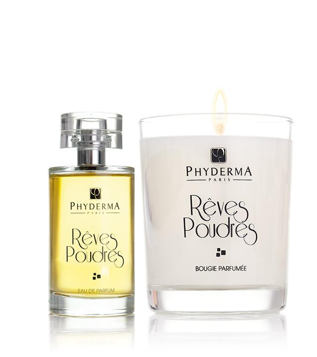 Duo parfumé Rêves poudrés