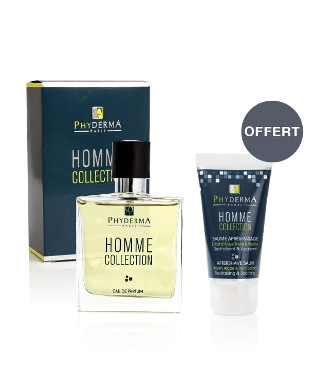 Pack Soin Visage Homme Collection