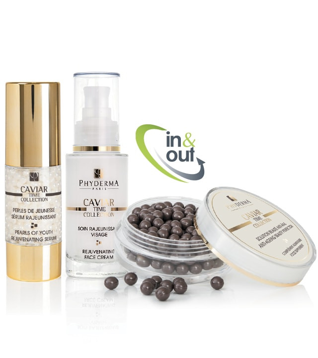 PACK IN&OUT ANTI-RIDES CAVIAR JEUNESSE