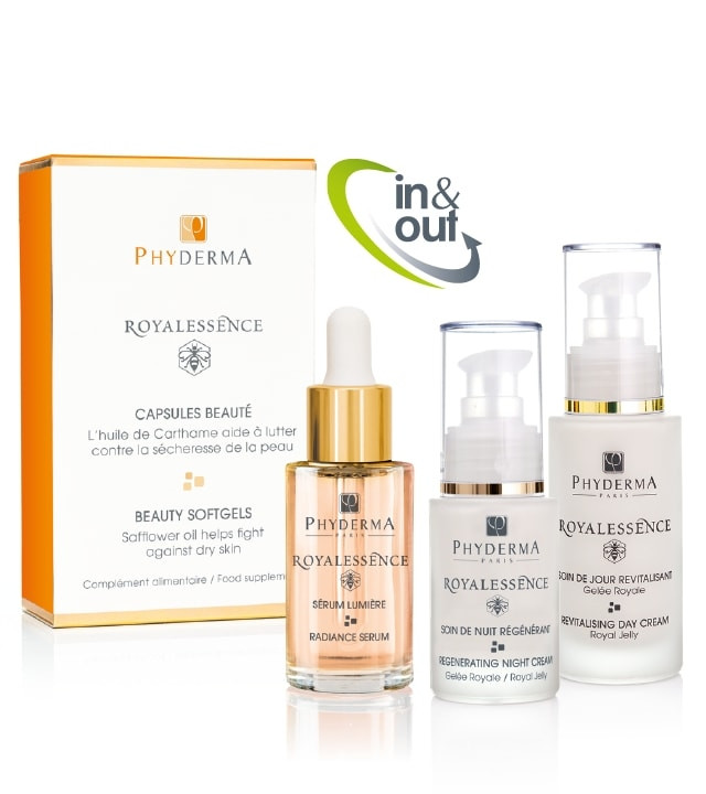 PACK IN&OUT ECLAT COMPLET ROYALESSENCE