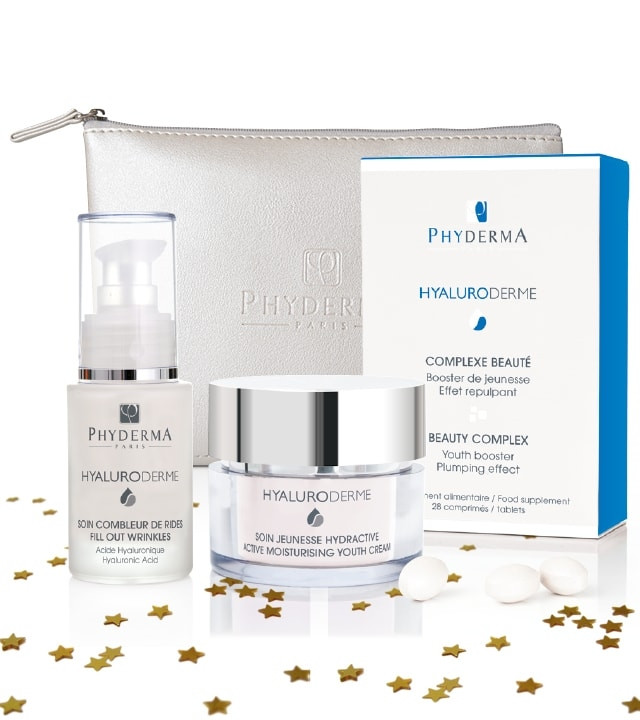 PACK IN&OUT ANTI-AGE ABSOLU HYALURODERME