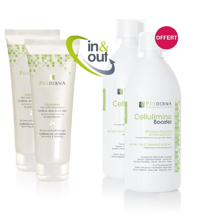 PACK IN&OUT DRAINEUR ANTI-CELLULITE N°2