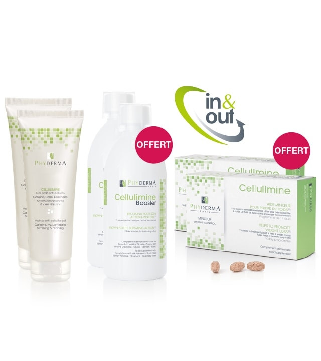 PACK IN&OUT COMPLET ANTI-CELLULITE N°2