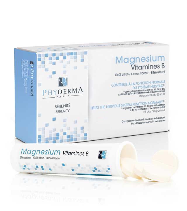 Magnésium Vitamine B effervescent