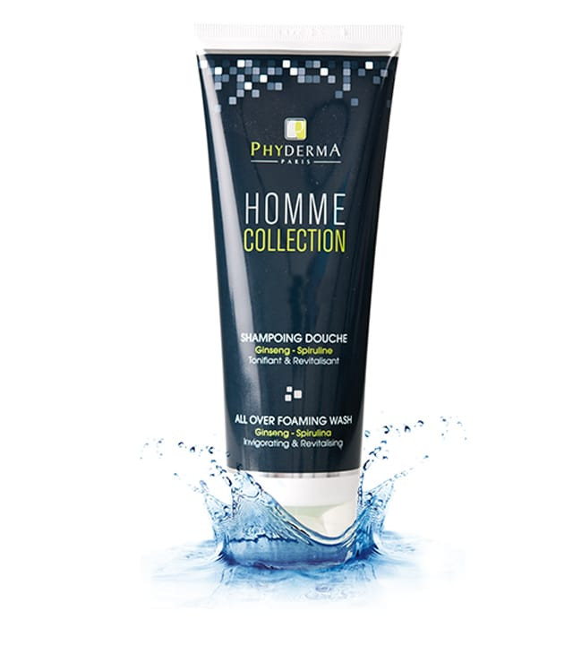 Shampoing douche 2 en 1 Homme Collection 250 ml