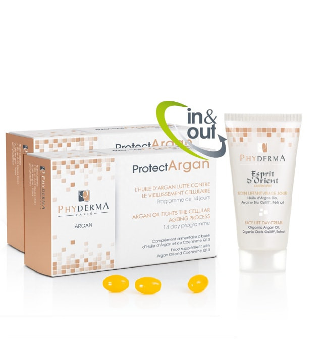Solution Globale Lift'Argan 1 Mois
