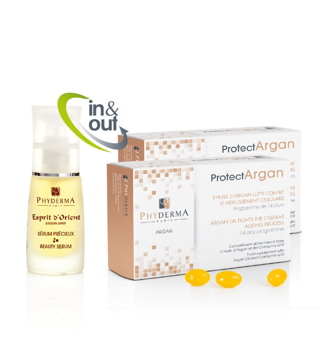 Solution Argan Visage