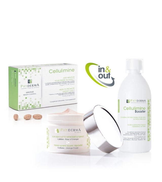 PACK IN&OUT COMPLET ANTI-CELLULITE N°1