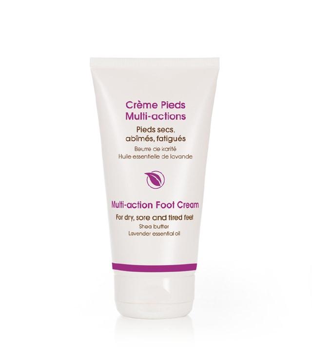 Crème pieds multi-actions