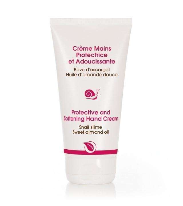 Crème mains protectrice & adoucissante - bave d'escargot