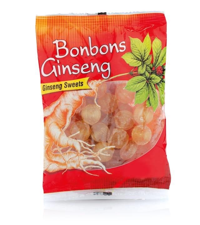 Bonbons Ginseng