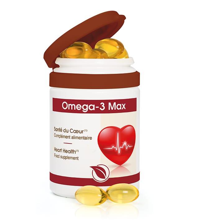 Oméga-3 Max