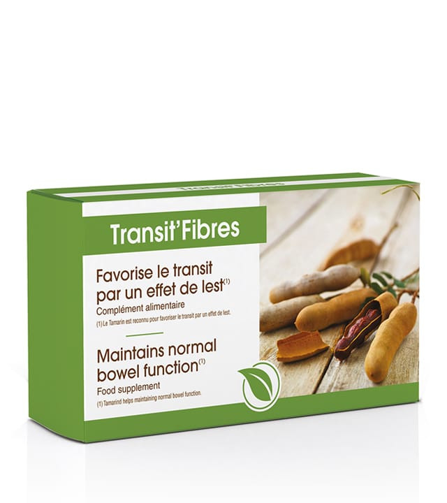 TRANSIT'FIBRES - 10 STICKS