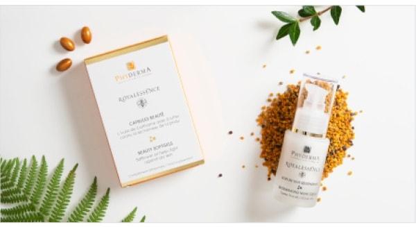 Phyderma, expert des solutions cosmétiques et compléments alimentaires en formule IN&OUT.