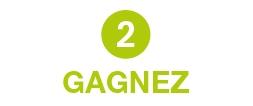 2 Gagnez