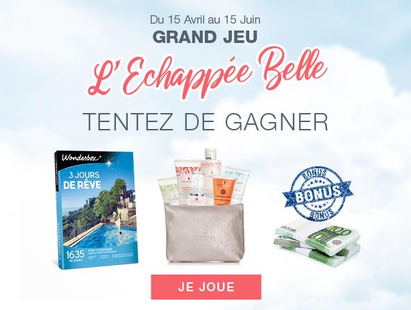 Jeu - Echappée Belle