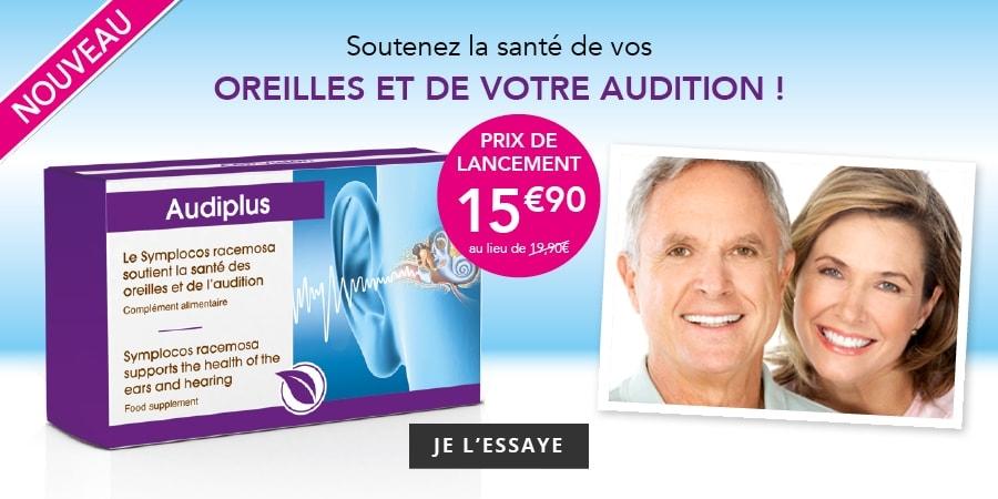 Lancement Audiplus