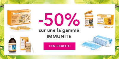 Offre spéciale immunité
