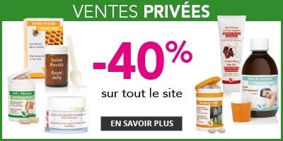Ventes Privées -40%
