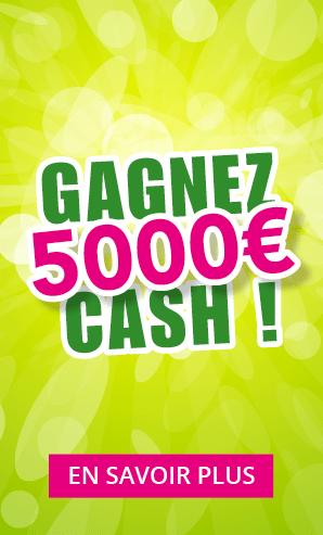 Jeu 5 000€