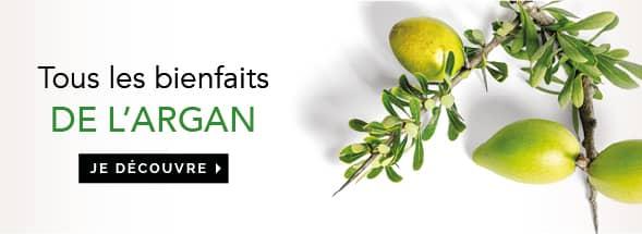 Argan - Les bienfaits de cet ingrédient