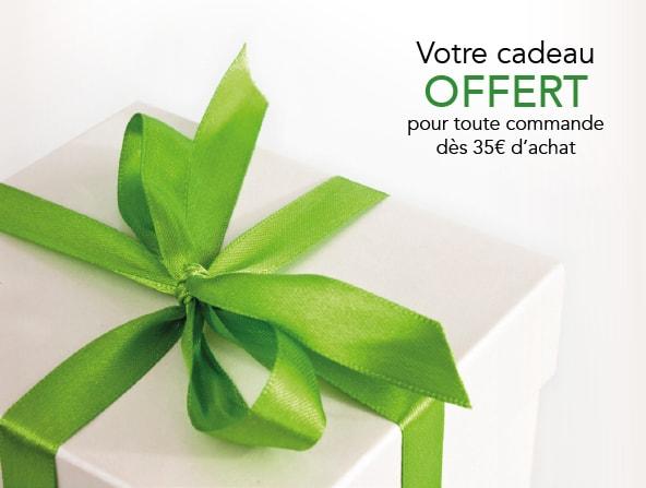 Votre Cadeau Offert dès 35€ d'achat