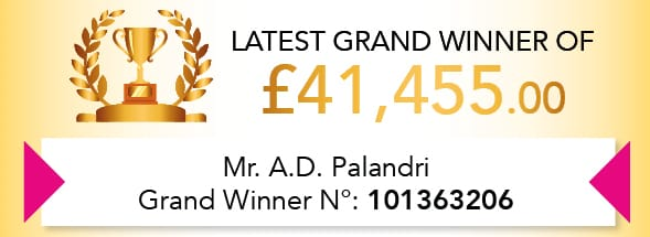 Latest Grand Winner